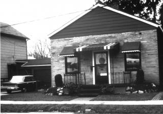 photograph of African Methodist Episcopal church