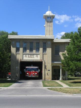 No. 4 Fire Station