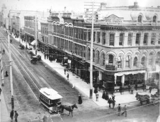 London Str Railway (now LTC)