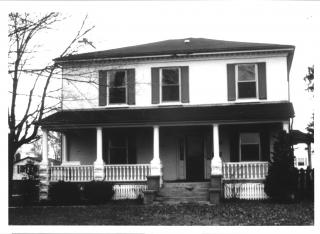 Elson Homestead 1057 Oxford St. W. 1988