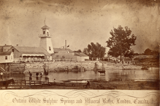 Sulphur Spring Bathing House